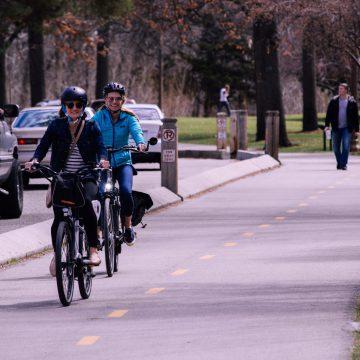 Fahrsicherheitstraining für Radfahren im Alltag